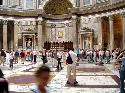 Inside The Pantheon | by lan4t