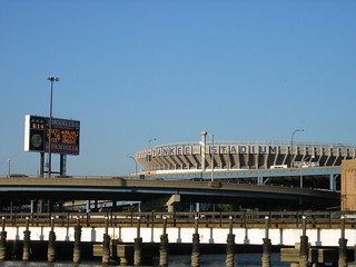 1883 Bronx side - Yankee stadium | by GothEric