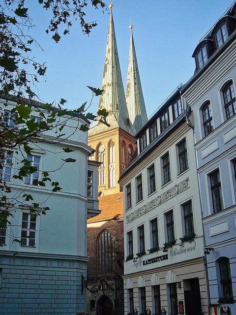 Berlin - Nikolaikirche