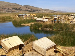 Uros - the Floating Islands | by jennifrog