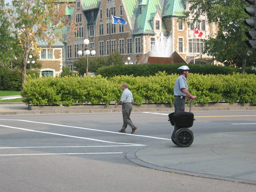 the segway   by d3ndroid