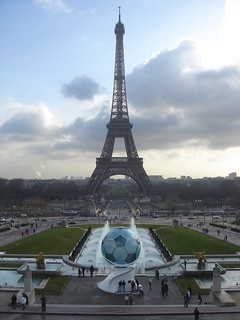 Eiffel Tower | by gadl
