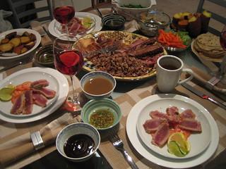 Xmas Dinner 2005