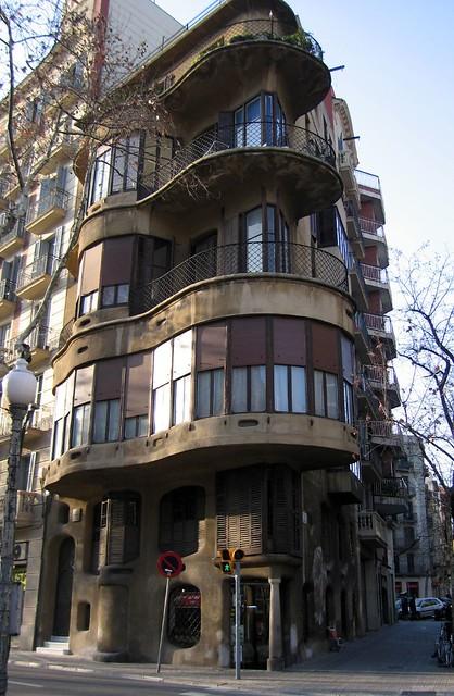 Barcelona - Casa Planells
