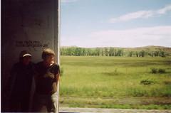 Boxcar leaving Evanston, WY | by My Last Free Breath