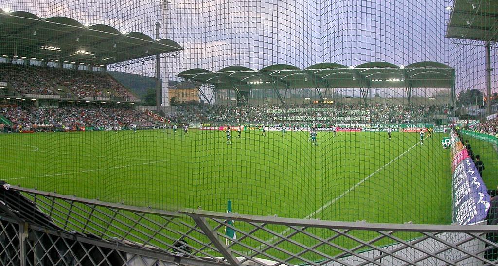 Rapid Wien Vs Sturm Graz 2005 06 Rapid Wien Vs Sturm Gra Flickr