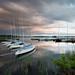 Dark clouds over Kanikenäset by - David Olsson -