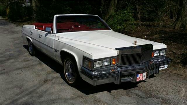 4 Door Convertible >> 1978 Cadillac Paris 4 Door Convertible Acc Conversion Flickr