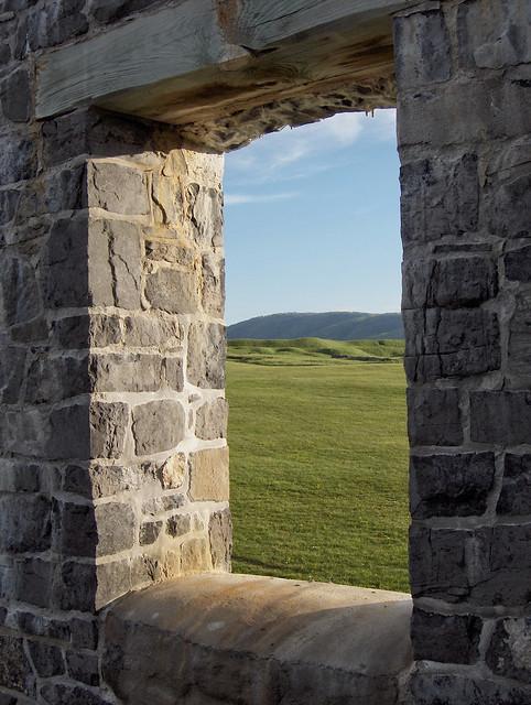 Fort Saint-Frédéric ---  Crown Point New-York USA