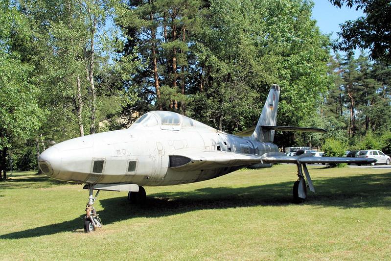 RF-84F Thunderflash 4