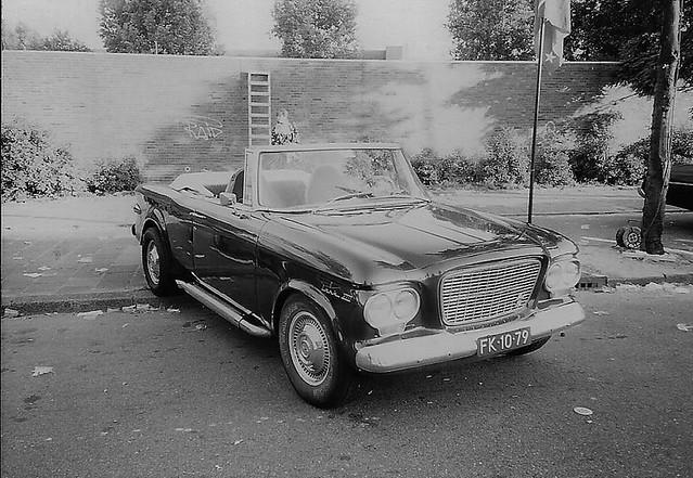 1961 Studebaker Lark III Convertible