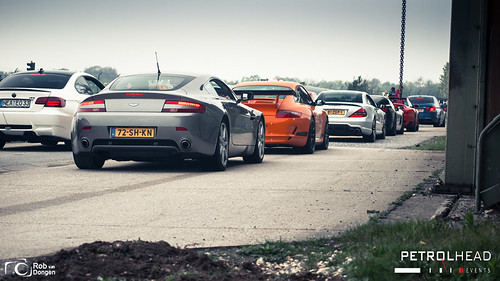 Line up at Petrolhead Events | by robvandongen