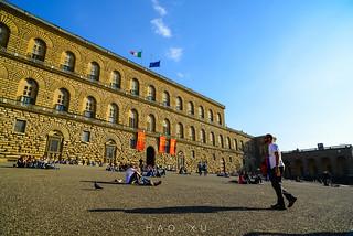 Pitti Palace | by haoxu9301
