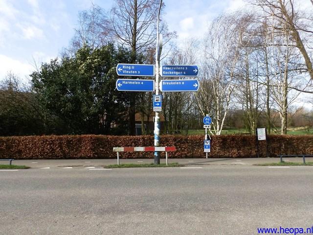 15-02-2014 Woerden 26 Km (76)