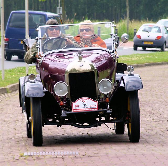 1926 Morris Cowley Bullnose, Oldtimer Festival Axel ( Zeeuws Vlaanderen )