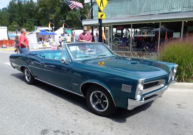 Railroad Days Classic Car Show, Aug 18, 2013, Snoqualmie, WA