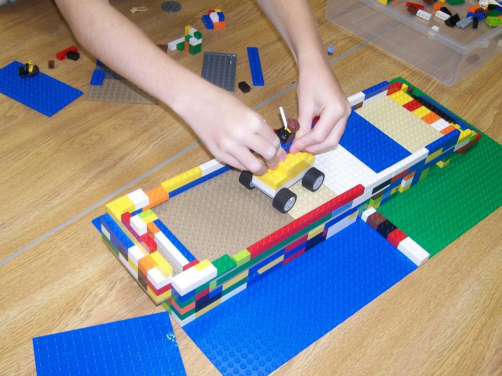 LEGO Problem Solving