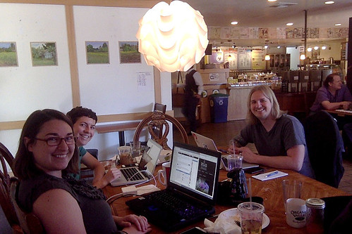 WIMP Co-Work Wednesday at SoCo | by DARLA SCHOENROCK