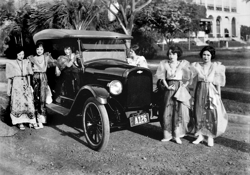 Manila, Philippines, 1924