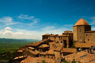 Volterra in Tuscany (Italy) | by Polina F