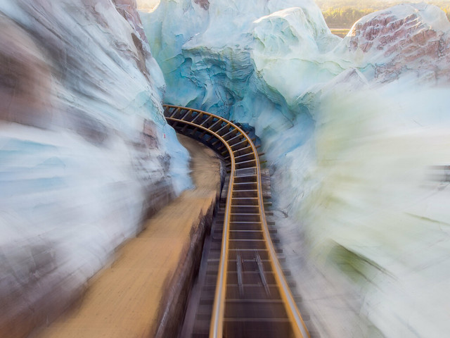 No Turning Back - Expedition Everest