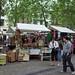 28 juni Sil, en de marjo's op de markt en dikke afwas