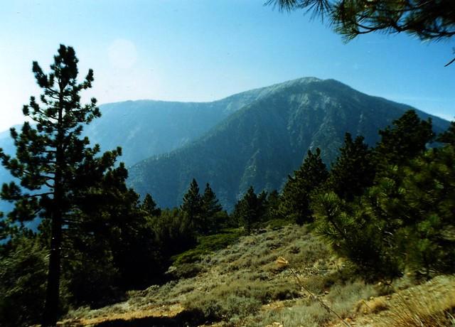 Highlands In Haze Near Whitehall, Montana