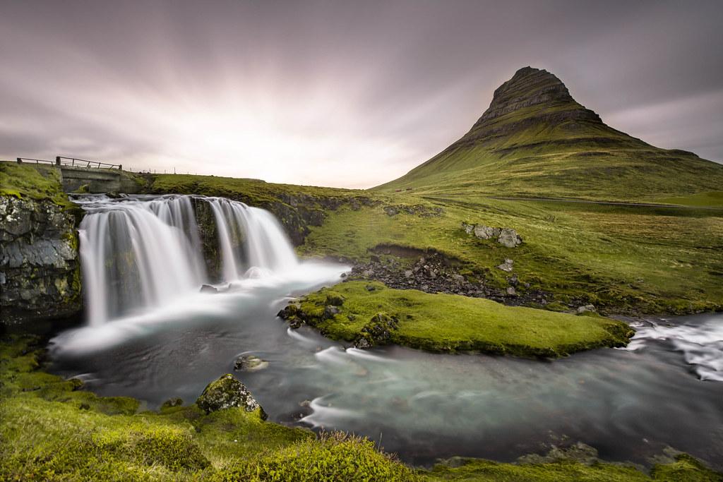 Ísland - Kirkjufell