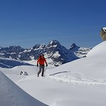 Skitour Schild Feb 17'