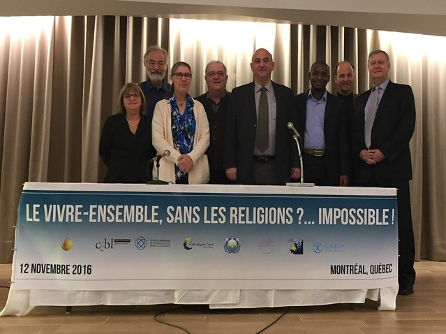 Canada-2016-11-12-UPF and Faith-based Groups Host Montreal Conference
