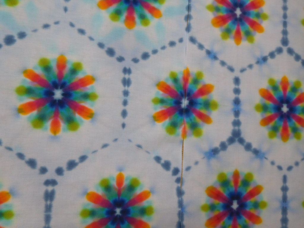 psychedelic tiedye sacred geometry love   RW Carbin   Flickr