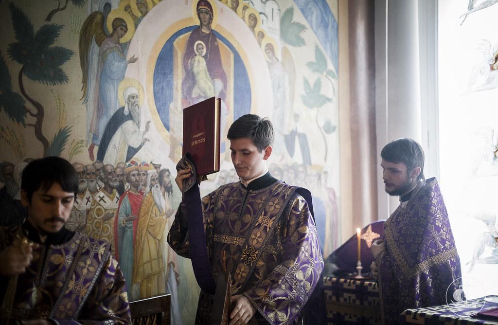 12 апреля 2017, Великая Среда / 12 April 2017, Holy Wednesday