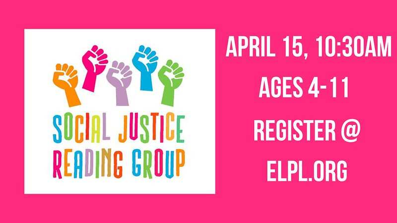 Social Justice Reading Group - April 2017