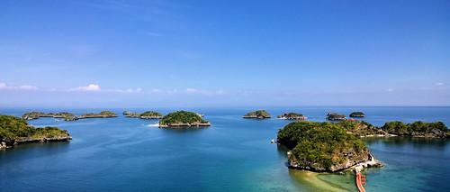 governors island hundred islands national park alaminos city pangasinan