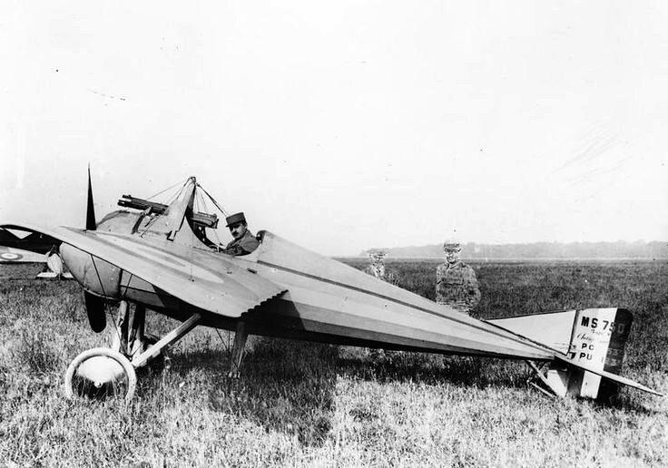 Morane Saulnier Tipo N