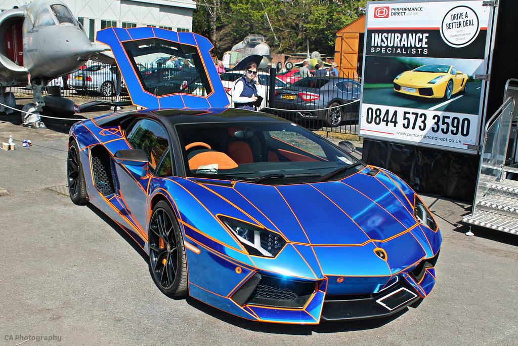 Lamborghini Aventador LP700-4 by Oakley Design