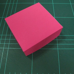 วิธีทำโมเดลกระดาษตุ้กตา คุกกี้สาวผู้ร่าเริง จากเกมส์คุกกี้รัน (LINE Cookie Run – Bright Cookie Papercraft Model) 029