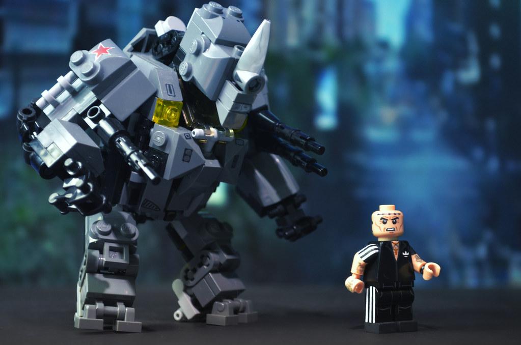 Hot Toys AMAZING SPIDER-MAN 2 Rhino Action Figure — GeekTyrant |The Amazing Spider Man 2 Rhino Suit