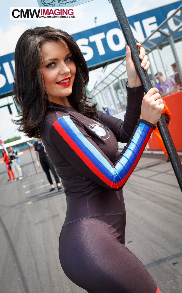 Bmw Grid Girl Louise Cmwimaging Flickr
