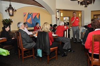 Vince Ferragamo at 2010 Founders Day Luncheon | by sandiegochapter