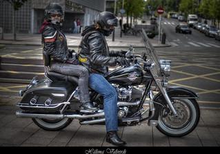 Harley Davidson Road King..........HDR | by Xálima Miriel