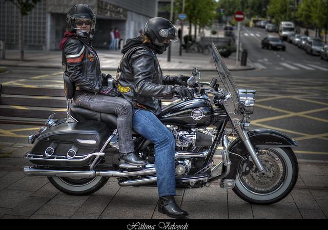 Harley Davidson Road King..........HDR