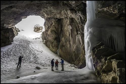Cueva de Hielo de Peña Castil. PICOS DE EUROPA