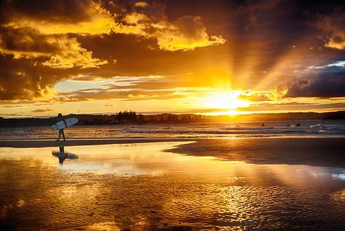 Main Beach, Byron Bay | by rikpiks