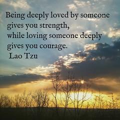 Love Lao Tzu Quote