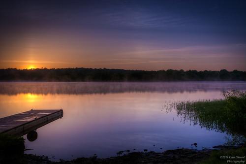 reflection nature water sunrise 2014 loudoncounty dangirardphotography beaverdamreservior