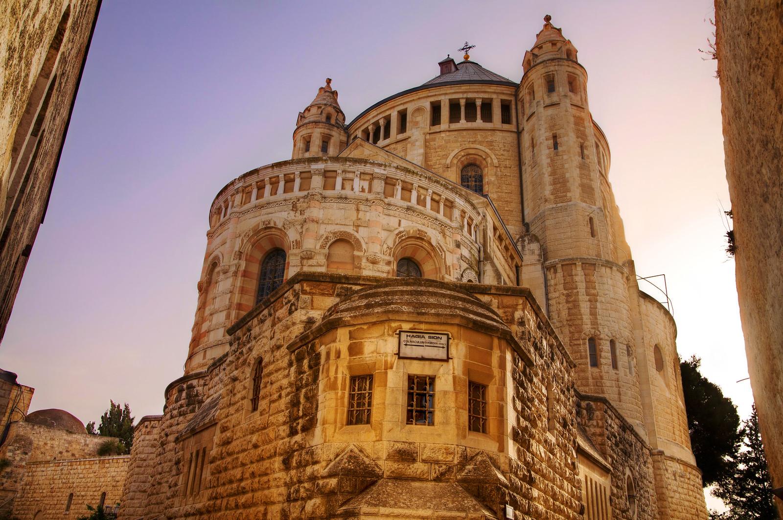 Jerusalem_Dormition Abbey_3_Noam Chen_IMOT