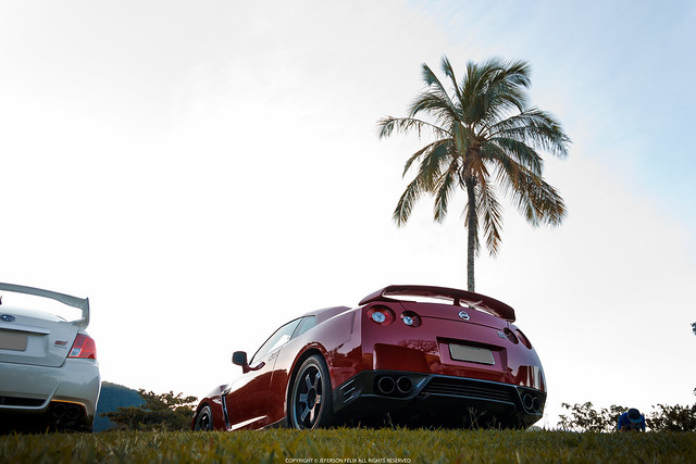Nissan GT-R (R35 - Jotech Motorsports Stage 2)