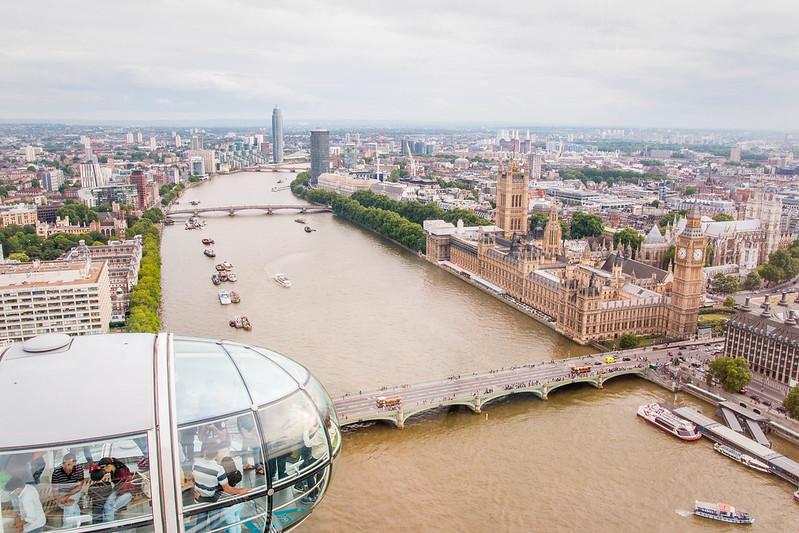 Above London