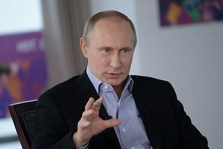 Vladimir Putin | by theglobalpanorama